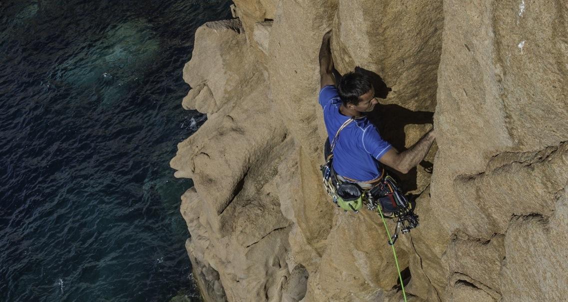 Les plus belles grandes voies de Corse