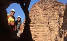 Voyage Escalade en Jordanie